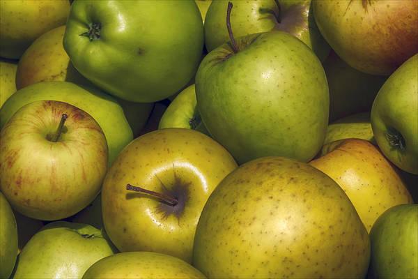 Apples Art Print by Robert Ullmann