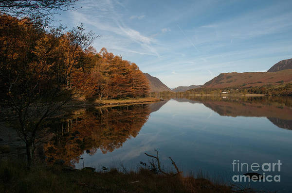 Lake District Photograph - Buttermere by Smart Aviation