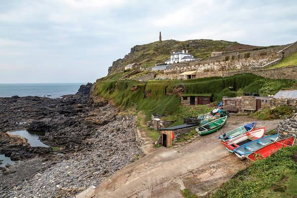 Wall Art - Photograph - Cape Cornwall - England by Joana Kruse