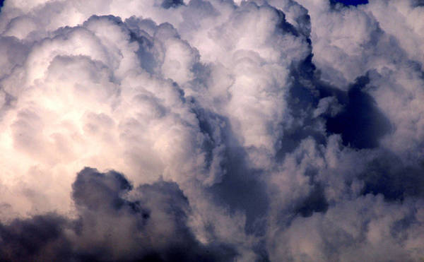 Photograph - Clouds by Clayton Bruster