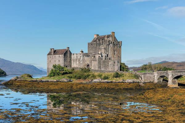 Wall Art - Photograph - Eilean Donan Castle - Scotland by Joana Kruse