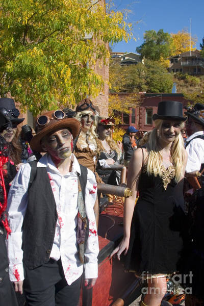 Photograph - Emma Crawford Coffin Races In Manitou Springs Colorado by Steve Krull