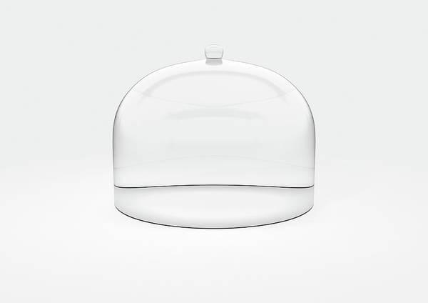 Show Business Wall Art - Digital Art - Glass Dome Display Case by Allan Swart