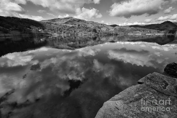 Lake District Photograph - Grasmere by Smart Aviation