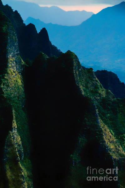 Photograph - Koolau Mountains 5 by Thomas R Fletcher