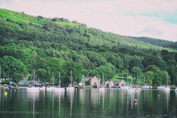 English Countryside Photograph - Lake Windermere by Martin Newman