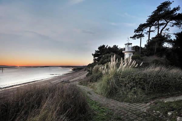 Scenic Photograph - Lepe - England by Joana Kruse