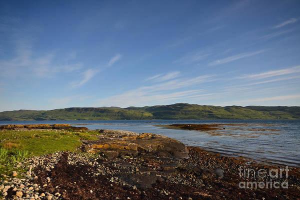 Loch Wall Art - Photograph - Loch Na Keal by Smart Aviation
