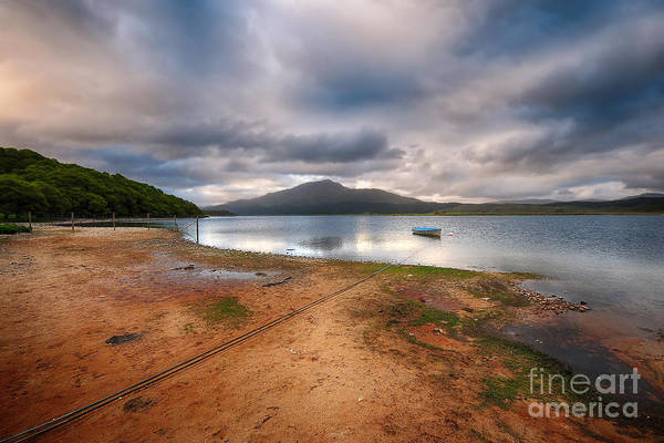 Loch Wall Art - Photograph - Loch Shiel by Smart Aviation