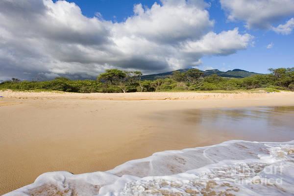 Expanse Photograph - Makena Beach by Ron Dahlquist - Printscapes