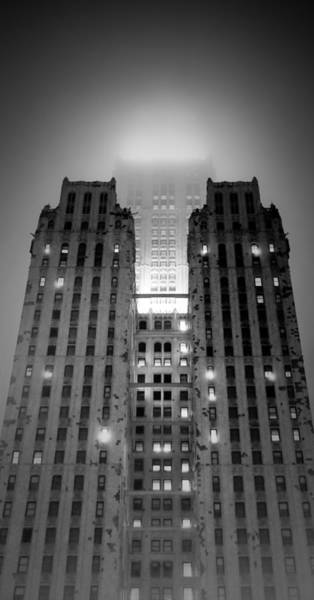 Wall Art - Photograph - Nyc Buildings by Patrick  Flynn