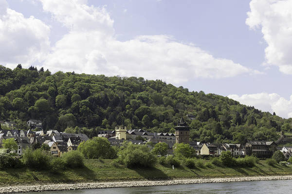 Wall Art - Photograph - Oberwesel Germany by Teresa Mucha