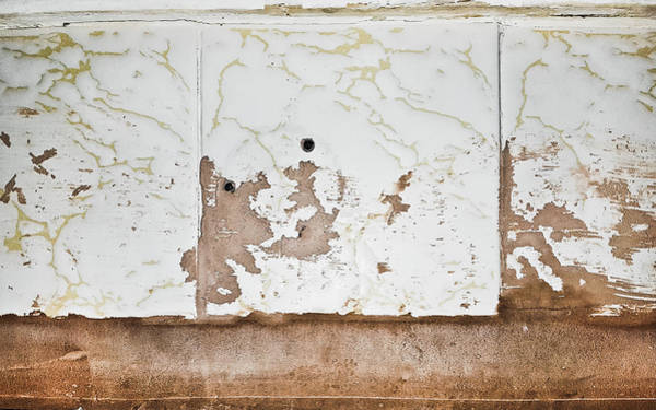 Wall Art - Photograph - Old Tiles by Tom Gowanlock