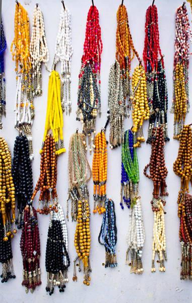 Pendant Photograph - Prayer Beads by Tom Gowanlock