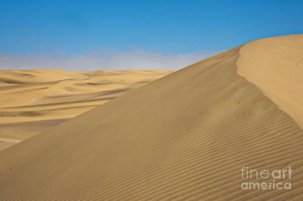 Photograph - Sand Dunes In Namib Desert by Francesco Tomasinelli
