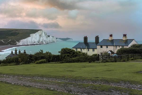 Seven Photograph - Seven Sisters - England by Joana Kruse