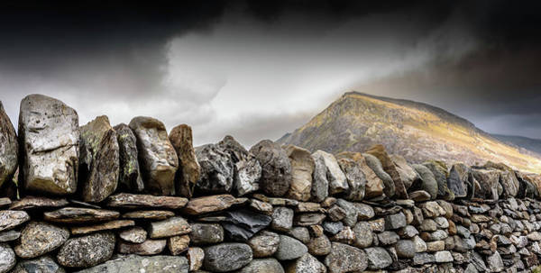 Photograph - Snowdonia Wales Journey Of Mountains by John Williams