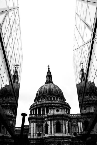 St Martin Photograph - St Pauls Cathedral by Martin Newman