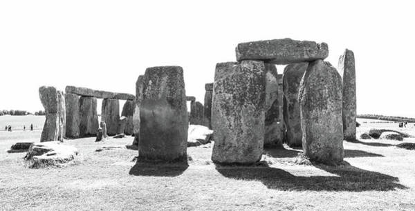English Countryside Photograph - Stonehenge by Martin Newman