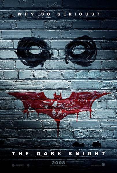Supervillain Digital Art - The Dark Knight 2008  by Geek N Rock