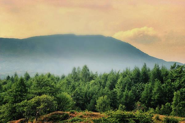 Lake District Wall Art - Photograph - The Lake District  by Martin Newman
