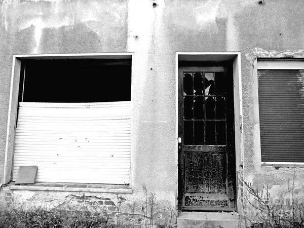 Photograph - Urban Decay In Coswig Anhalt by Chani Demuijlder