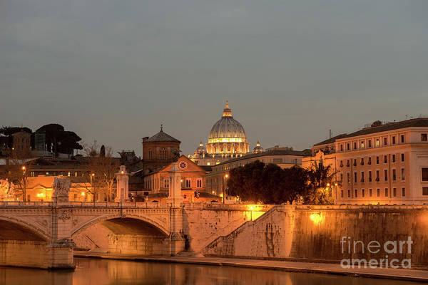 Photograph - Vatican City by Mats Silvan