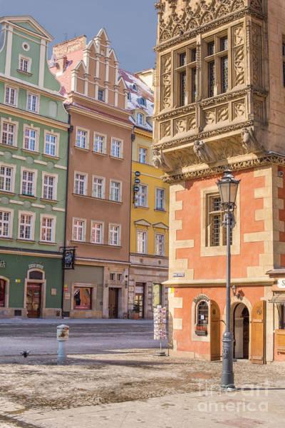 Old Main Wall Art - Photograph - Wroclaw, Poland by Juli Scalzi