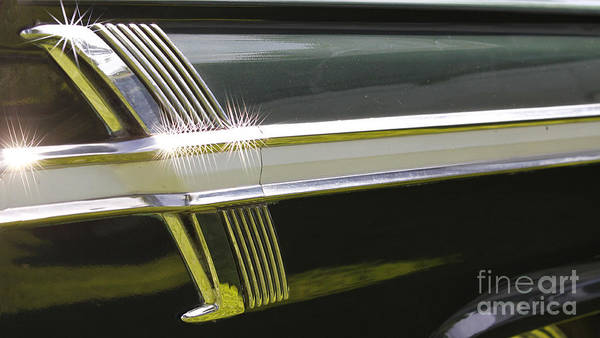 Photograph - 64 Ford Fairlane 500 by Richard Lynch