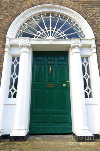 Photograph - 64 Merrion Square by John Rizzuto