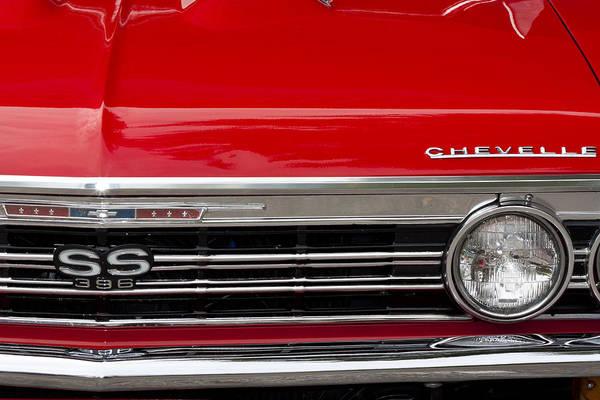 Photograph - 65 Chevelle by John Zawacki