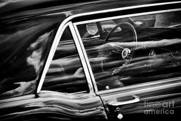 Wall Art - Photograph - 65 Mustang by Tim Gainey