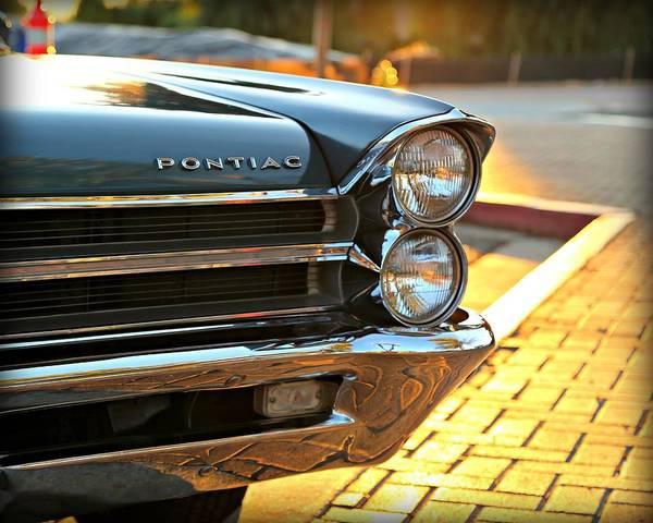 Photograph - '65 Pontiac by Steve Natale