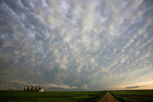 Wall Art - Photograph - Prairie Storm Clouds by Mark Duffy