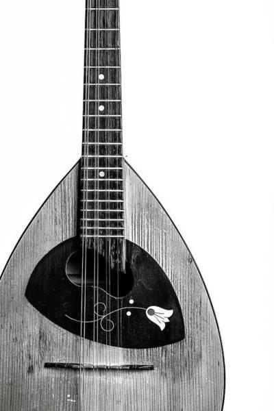 Photograph - 65.1845 Framus Mandolin by M K Miller