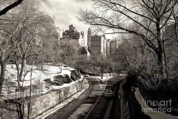 Wall Art - Photograph - 65th Street Transverse by John Rizzuto