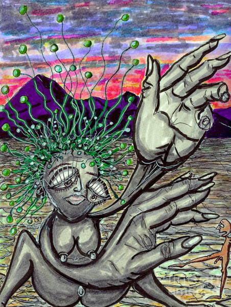 Untitled Art Print by Anthony Masterjoseph