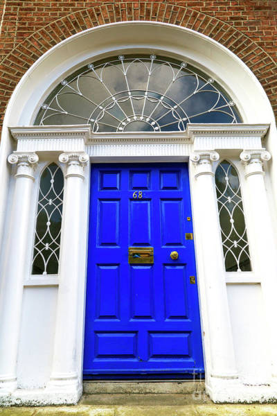 Photograph - 68 Merrion Square by John Rizzuto