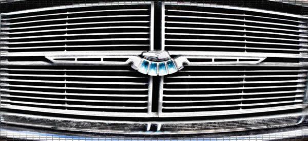 Photograph - 69 Thunderbird by Susan Kinney
