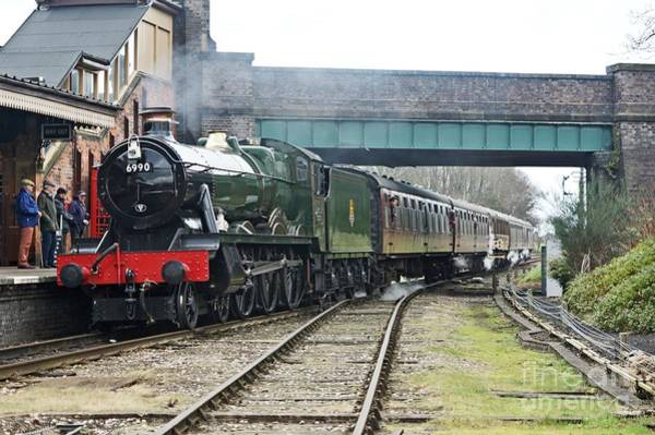 Photograph - 6990 Witherslack Hall by David Birchall