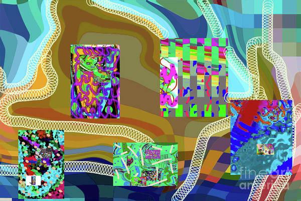 Wall Art - Digital Art - 7-19-2015dabcdefghijklmn by Walter Paul Bebirian