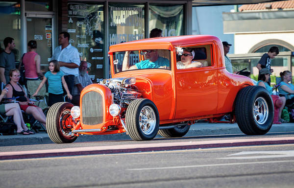 Lethbridge Photograph - 2010 Street Wheelers by Mike Fitton