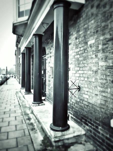 Wall Art - Photograph - A Building Exterior  by Tom Gowanlock
