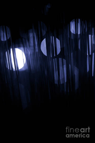 Photograph - Abstract Pattern Of Lights by Clayton Bastiani