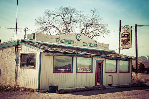 Photograph - 7 Acres Cafe by Jan Davies