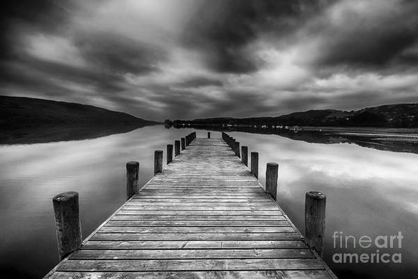 Wall Art - Photograph - Coniston Water by Smart Aviation