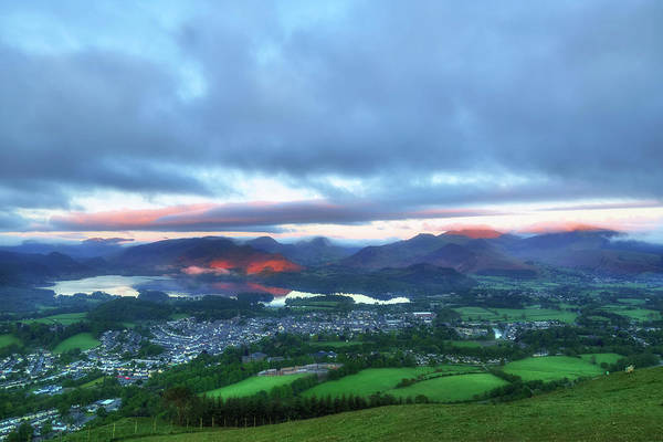 Lake District Wall Art - Photograph - Derwentwater - Lake District by Joana Kruse