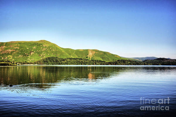 Lake District Photograph - Derwentwater by Smart Aviation