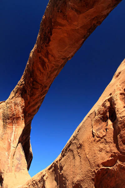 Photograph - Double 0 Arch In Arches National Park by Pierre Leclerc Photography