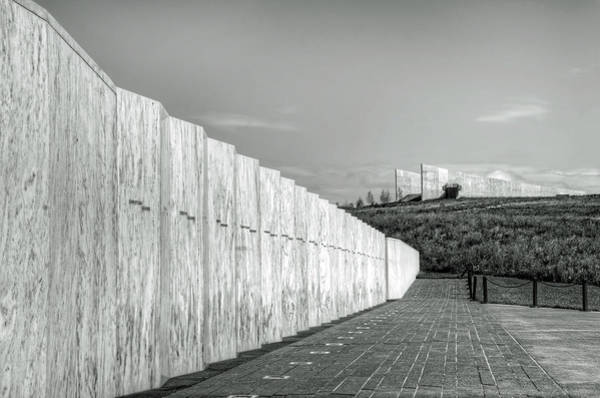 Somerset County Photograph - Flight 93 National Memorial by Craig Fildes